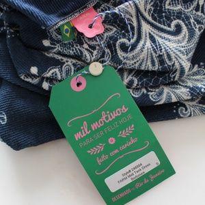 Anthropologie Dresses - NWT: Farm Rio for Anthro Midi Floral Dress. Sz S
